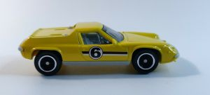 Matchbox MB761 : 1972 Lotus Europa Special (Coffee Cruisers)