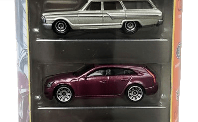 Matchbox 5 Pack : 2021 #03 – MBX Wagons