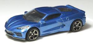 Matchbox MB1221 : 2020 Corvette C8 (2020 Basic Range)