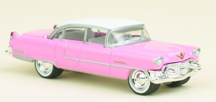 Matchbox MB500 : 1955 Cadillac Fleetwood (Elvis Collection)