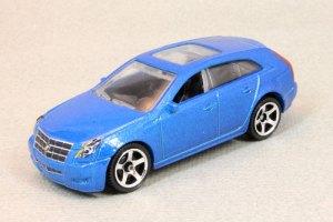Matchbox MB806 : 2010 Cadillac CTS Wagon (2014 : 5 Pack - Outdoor Sights)