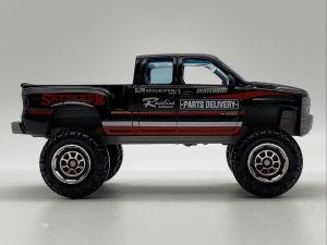 Matchbox MB981 : Chevrolet Silverado 4x4 Pickup