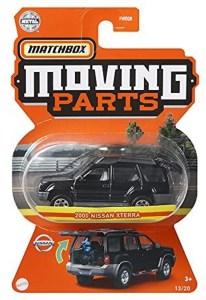 Matchbox MB1137 : 2000 Nissan Xterra (Moving Parts 2021)