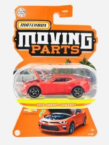 Matchbox MB1139 : '16 Chevy Camaro (Moving Parts 2021)