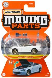 Matchbox MB1162 : 2004 Honda S2000 (Moving Parts)