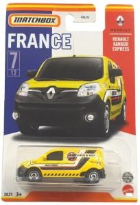 Matchbox MB1216 : Renault Kangoo Express