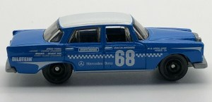 MB1220 : 1962 Mercedes-Benz 220 SE Sedan