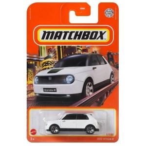 Matchbox MB1227 : 2020 Honda E (2021 Basic Range)