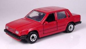 Matchbox MB171 : Volvo 760 (1988 Basic Range)