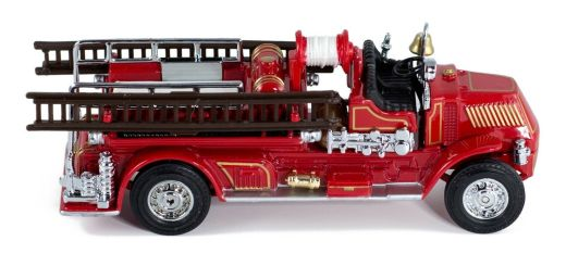 Matchbox Models of Yesteryear : YFE01 : 1920 Mack AC Fire