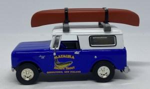 Matchbox Collectibles YYM38054 : 1961 International Scout 80