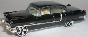 Matchbox MB500 : 1955 Cadillac Fleetwood (Superfast)