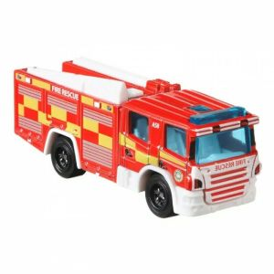 Matchbox MB1086 : Scania P360 Fire Engine (UK Collection)