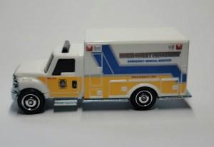 Matchbox MB1178 : International Ambulance