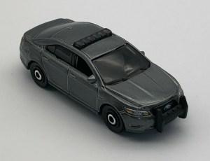 Matchbox MB821 : Ford Taurus Police Interceptor (2021 Basic Range)