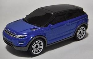 Matchbox MB896 : 2015 Range Rover Evoque (2018 5 Pack, 9 Packs & France Collection)