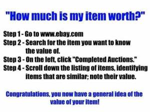 How to get a valuation