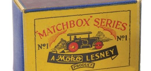 Matchbox Miniatures Box Type – A