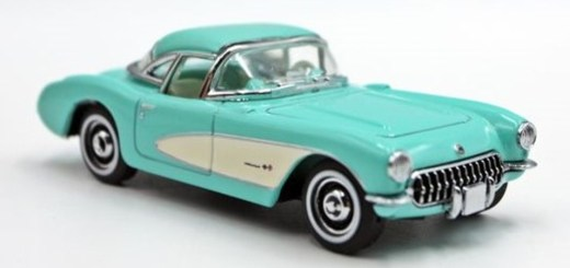 Matchbox Collectibles CCV03 : 1957 Chevrolet Corvette