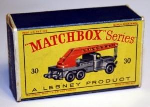 Matchbox Miniatures Box Type – D