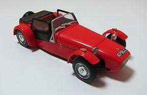 Matchbox Dinky DYB07 : Lotus Super Seven