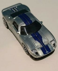 Matchbox MB671 : 2005 Ford GT (2021 5 Pack)