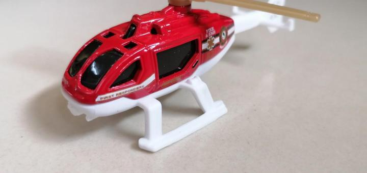 Matchbox MB984 : Rescue Helicopter