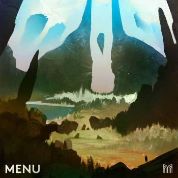 MENU: An Homage to Game Title Themes album cover art