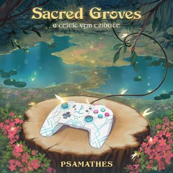 Sacred Groves: A Celtic VGM Tribute album cover art