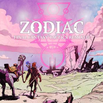 Zodiac: Final Fantasy Tactics Remixed album cover art