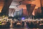 Orquideograma de Medellin, uno de los lugares mas imponentes de Colombia para celebrar un matrimonio