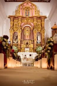 Iglesia Santo Toribio hotel santa clara cartagena