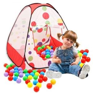 خيمة الكرات للعب للاطفال