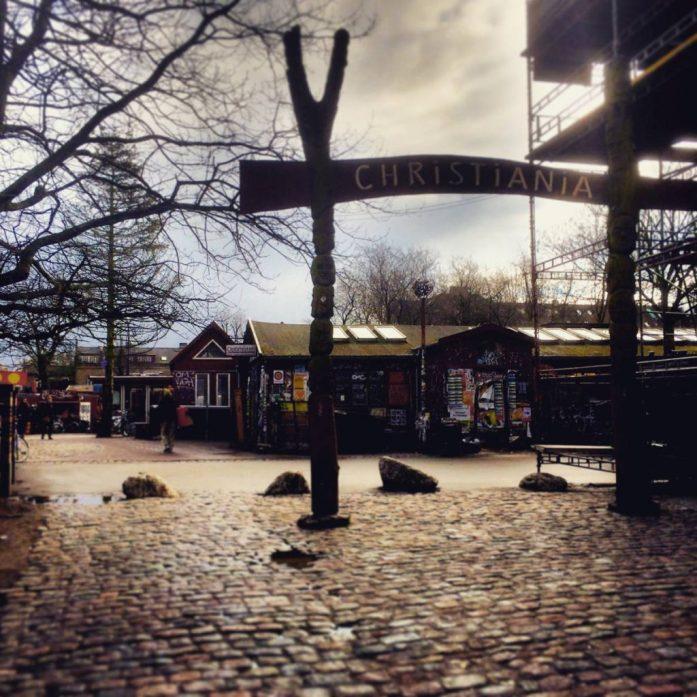Christianian vapaakaupunki.