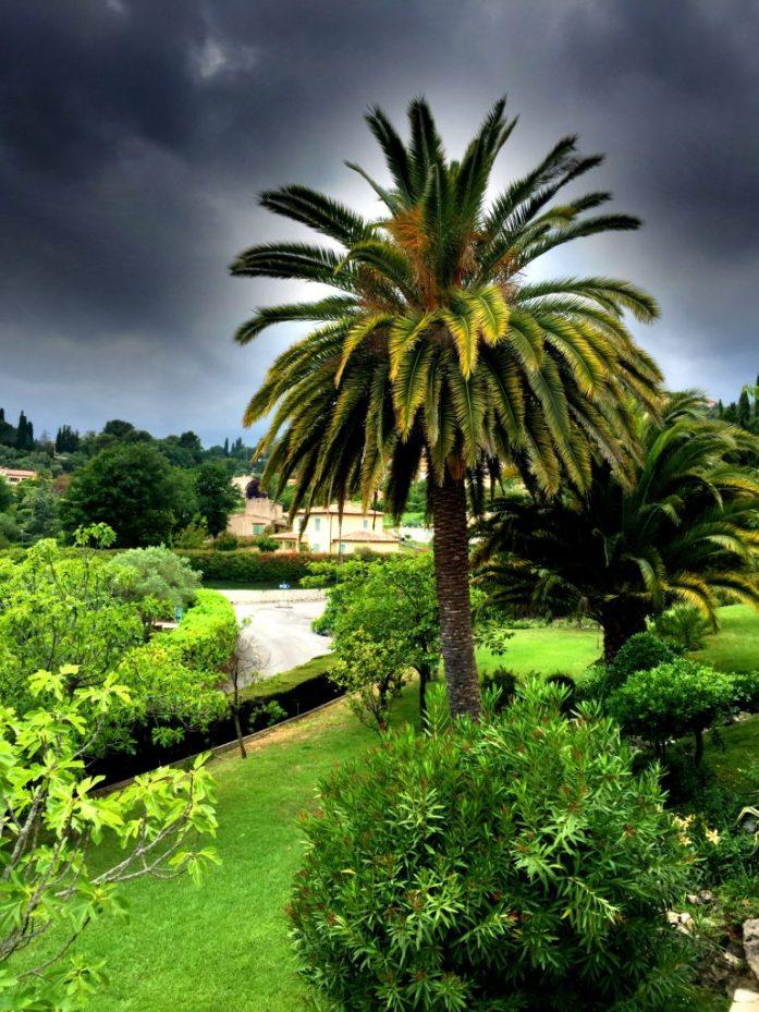 Seuraavaksi luvassa viikon stoppi palmujen lomassa.