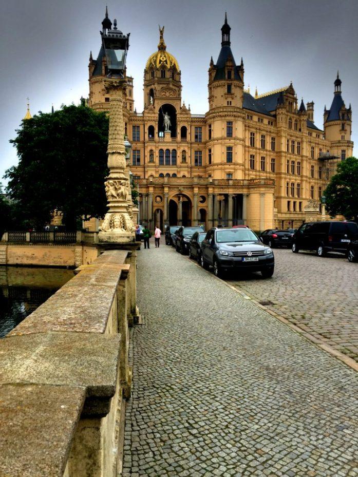 Schwerinin parlamenttitalo (linna).