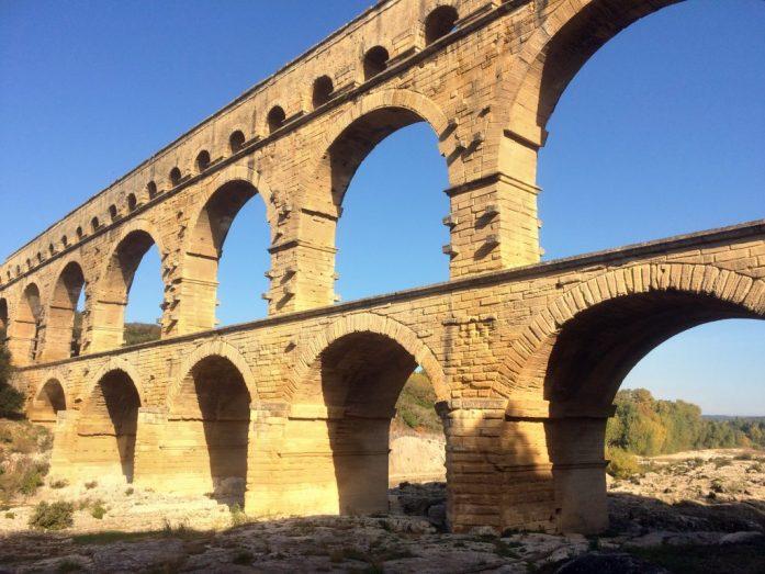 Pont du Gardin restaurointi on maksanut Ranskalle miljoonia, mutta sen historiallinen arvo on varmasti enemmän.