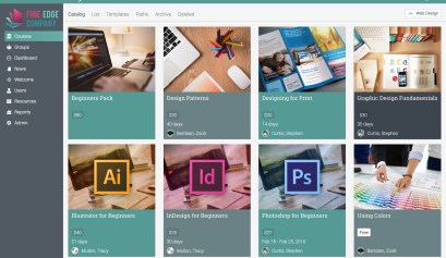 5 graphic design rules to keep in mind when creating online courses