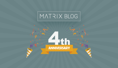The MATRIX Blog is now 4!