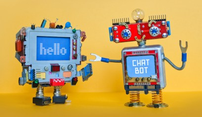 chatbots in online training