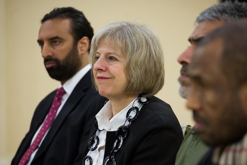 Theresa may photo