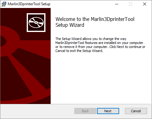 Marlin3DprinterTool Installation Part 1
