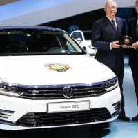 Salon de Genève : Volkswagen Passat Voiture de l'année 2015