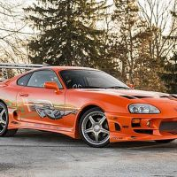 Fast and Furious : La Toyota Supra de Paul Walker en vente