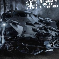 Batman v Superman : L'Aube de la Justice - La Batmobile