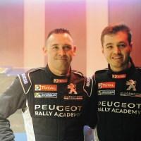 Peugeot Rally Academy chez Peugeot Maurel Castres
