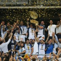 Le Castres Olympique Champion de France!