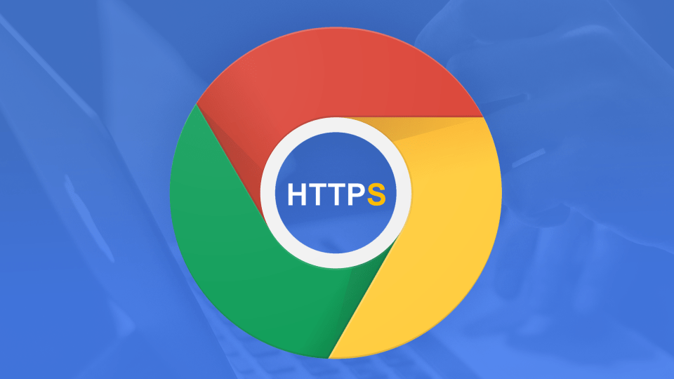 Google Chrome SSL