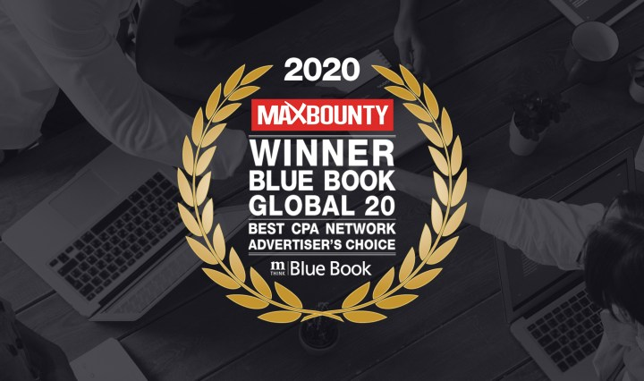 MaxBounty Ranked #1 by Advertisers for 2nd Year in a Row