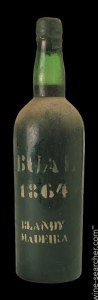 1864 Blandy's Bual Madeira (Wine-Searcher.com)